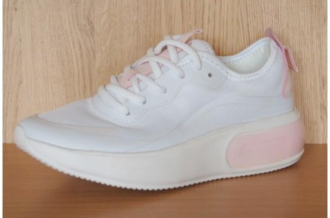 Дамски спортни обувки WHITE/PINK