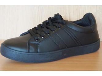 Дамски спортни обувки ALL BLACK