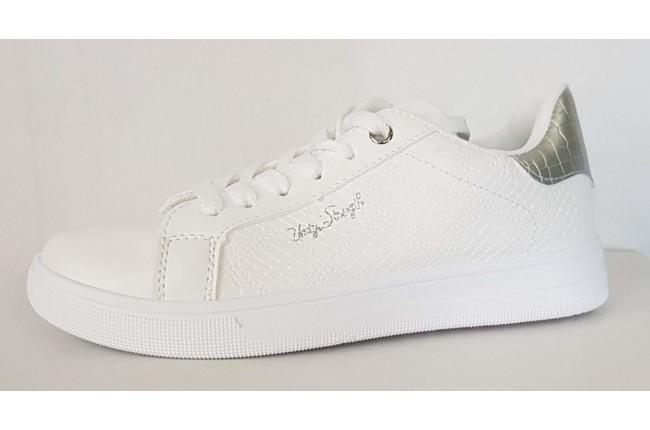 Дамски спортни обувки White/Silver