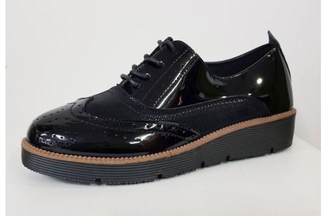 Дамски ежедневни обувки Black