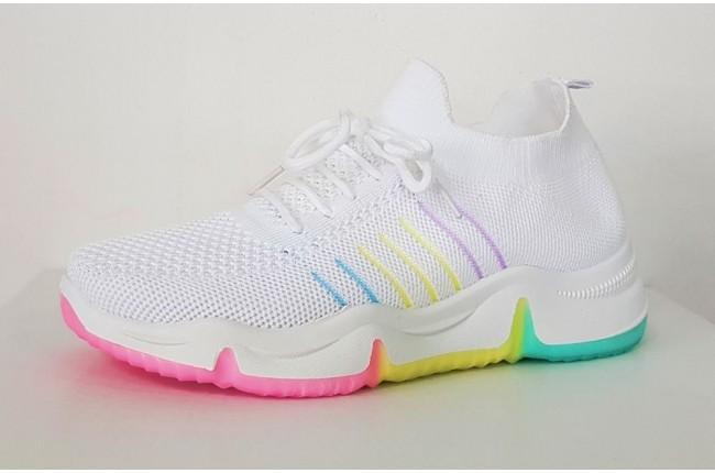 Дамски маратонки White