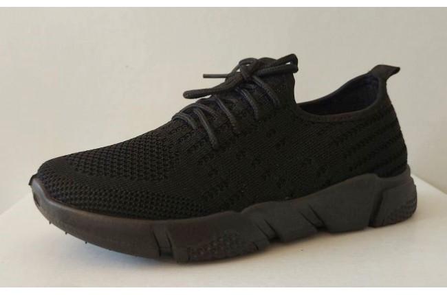 Дамски спортни обувки Black